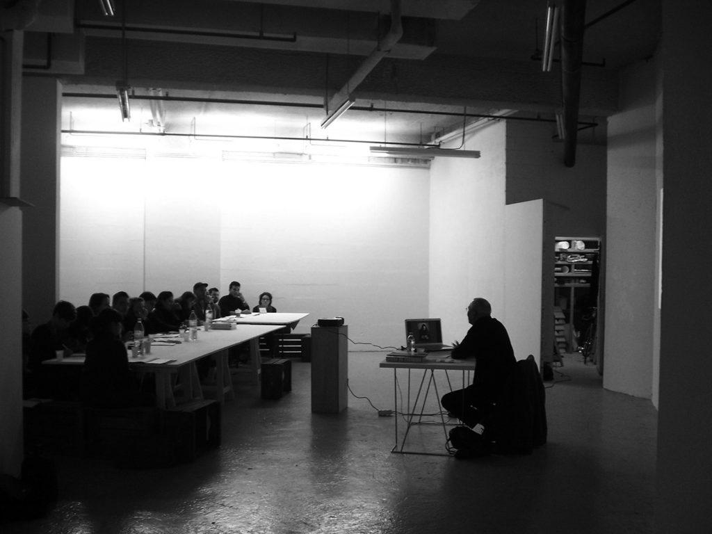 Premier module de la Session VIII de l'Iheap, le 13 janvier 2013